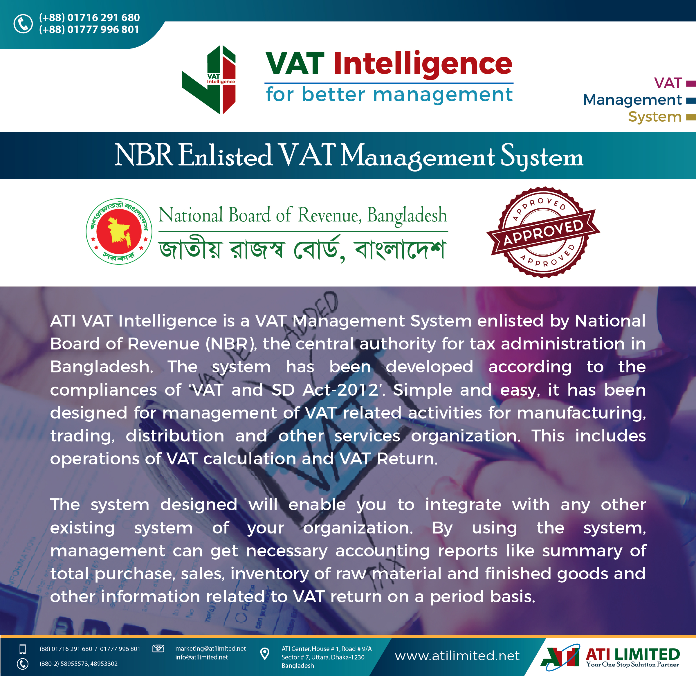 VAT Intelligence